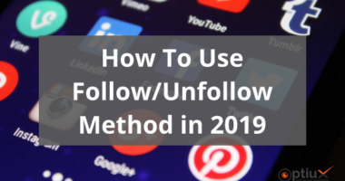 Follow Unfollow Method for Social Media Growth
