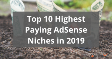 Highest Paying Niches for Google AdSense