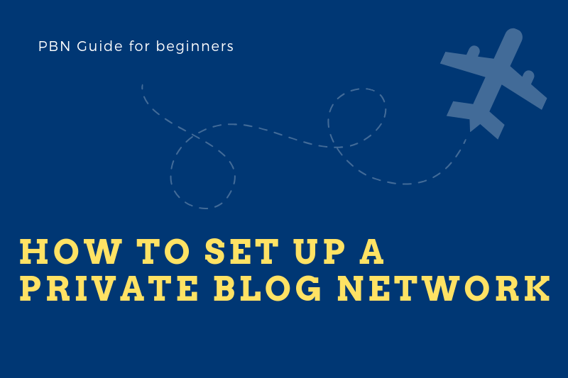 How to set up a PBN