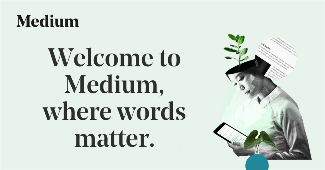 Medium - Best Blogging Sites in 2019