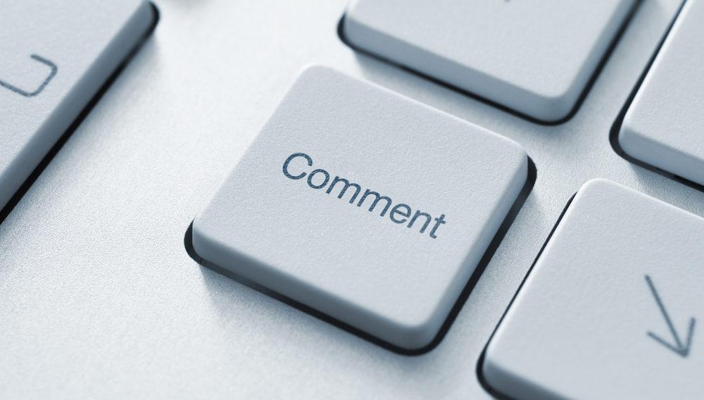 Niche Blog Comments Featured Image