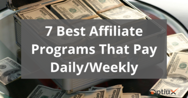 Affiliate Programs that Pay Daily or Weekly
