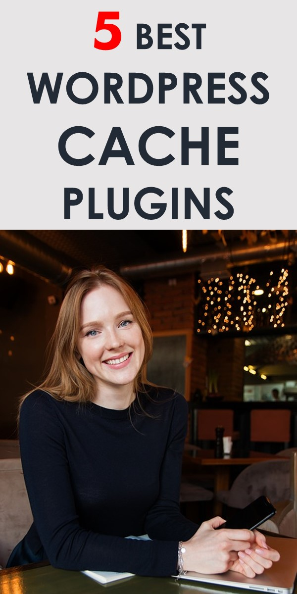 Best WordPress Cache Plugins Pinterest Pin