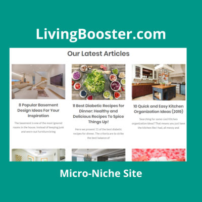 LivingBooster