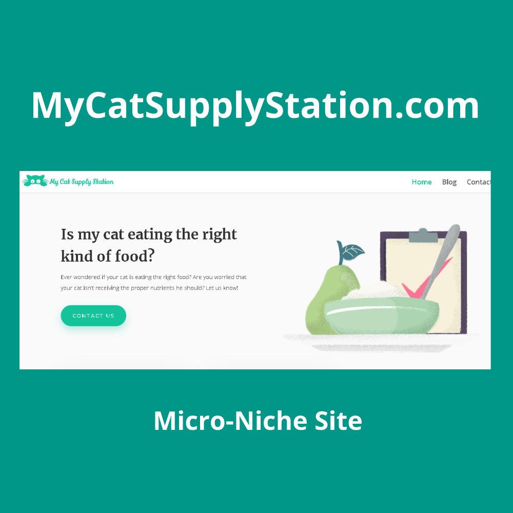 MyCatSupplyStation