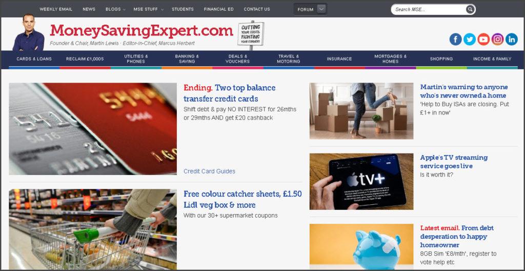Money Saving Expert Success Story