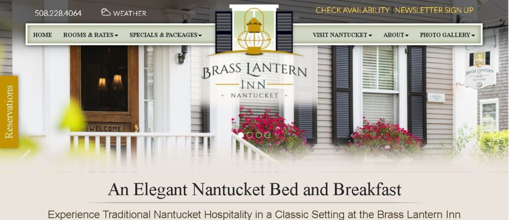 Brass and Lantern Inn