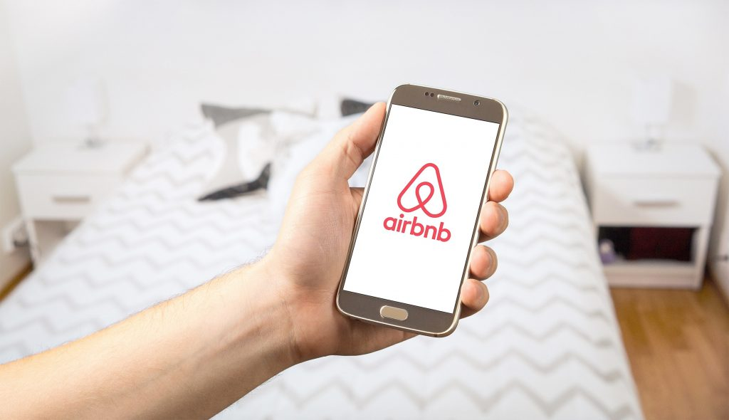 Rent house on AIrbnb