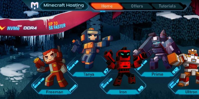 Minecraft Hosting Pro Discount Code
