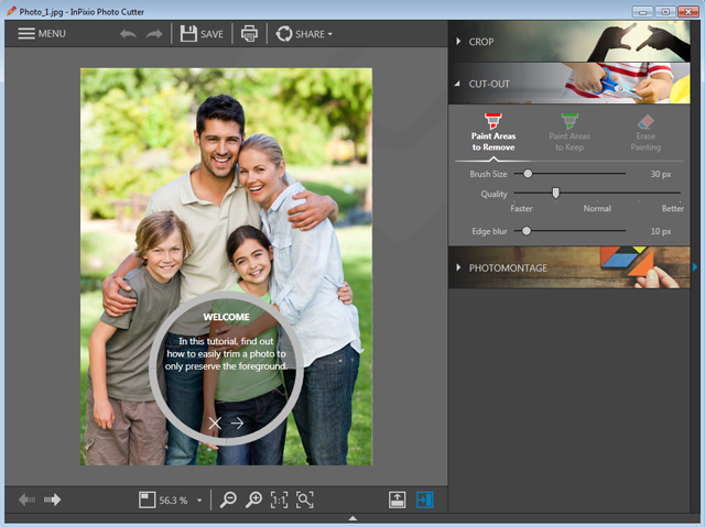 InPixio Photo Studio Review Demo